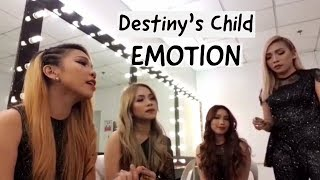 Emotion - Destiny's Child | 4TH IMPACT