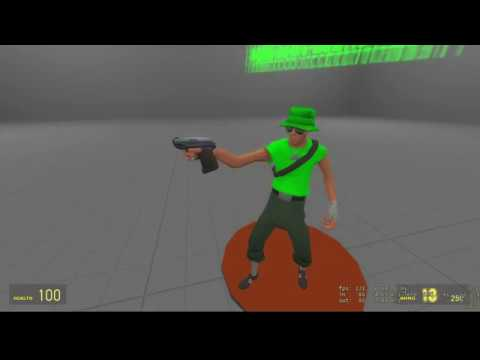 PAC3 GMOD] How To Make A First Person Camera & Weapon Skin