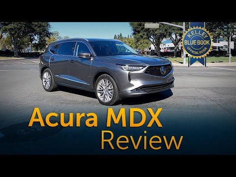 2022 Acura MDX   Review & Road Test