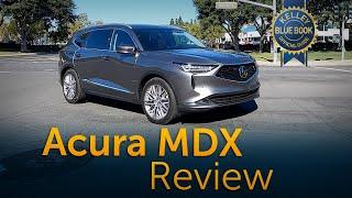 Acura MDX (YD4) 2021 - dabar