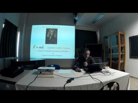 Preview video Conferenza Cellai - Fisica del XX Secolo