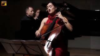 Beethoven - Cello Sonata No. 5 in D major Op. 102, No. 2 - Kajana Pačko - Danijel Detoni