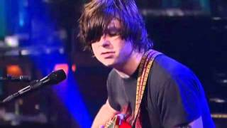 Ryan Adams If I Am A Stranger Live On Letterman Video