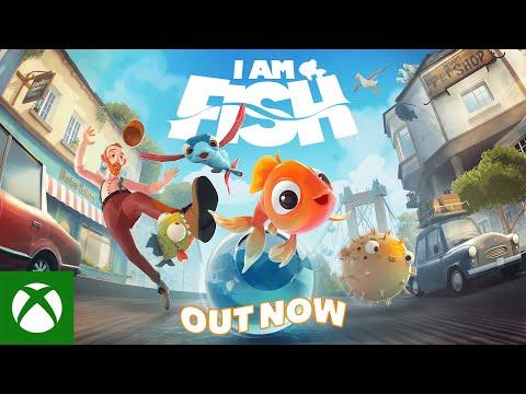 I Am Fish : Launch trailer