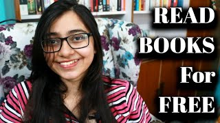 How To Read Books For Free || Get Books Without Spending any Money!