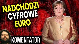 Cyfrowe Euro Już w Kwietniu! To Początek Końca Gotówki i Pełna Kontrola! Analiza