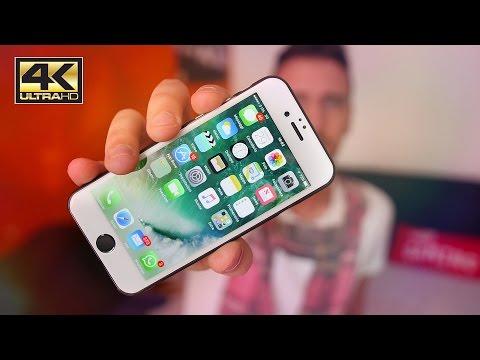 Cambia il colore dell'iPhone in 30 secondi - Pellicola vetro bianca - 4K UHD ITA