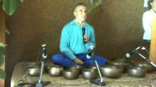 Concerto di campane tibetane - Prof. E. Cheli