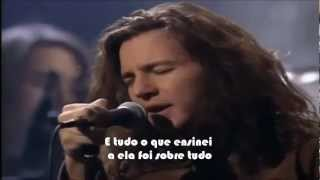 Pearl Jam   Black (Legendado Em Português) HD