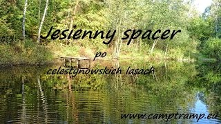 preview picture of video 'Jesienny spacer'