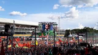 2019 Italian Grand Prix: Podium