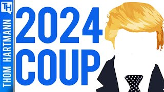 Will Republicans Back Trump 2024 Coup Plan