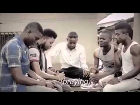 Prayer Comedy Skit YabaLEFTonline com Video