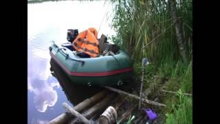 Рыбалка на андозеро вологодская область