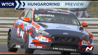 WTCR Race of Hungary Preview - Hyundai Motorsport 2020