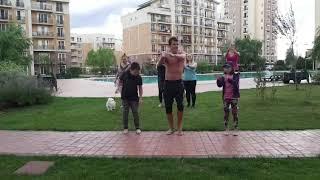 Zumba Fitness - Ce-i place Oșanului