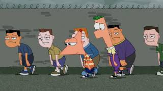 Phineas and Ferb Get Busted!