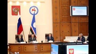 Состоялось выездное совещание Секретаря Совета Безопасности России Николая Патрушева