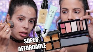 NEW ELF MAKEUP First Impressions   HIT OR MISS?