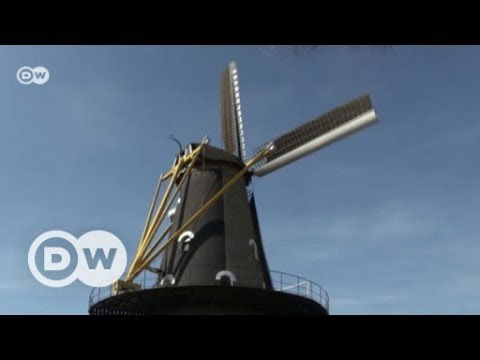 Netherlands: Windmills without millers | DW English