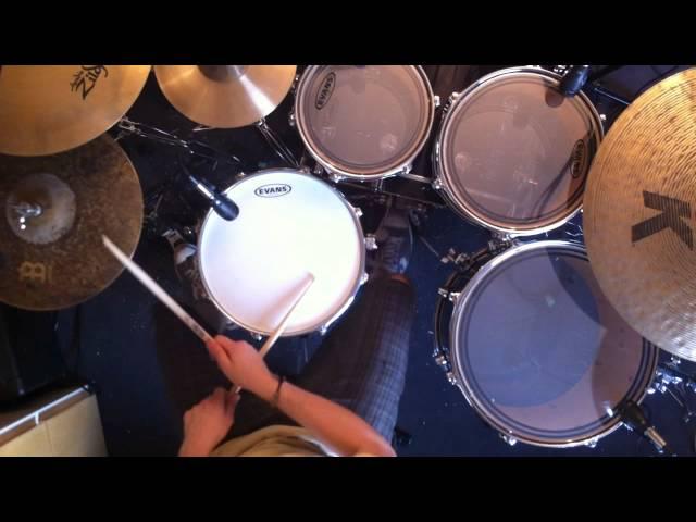 Nirvana Smells Like Teen Spirit Drum 80