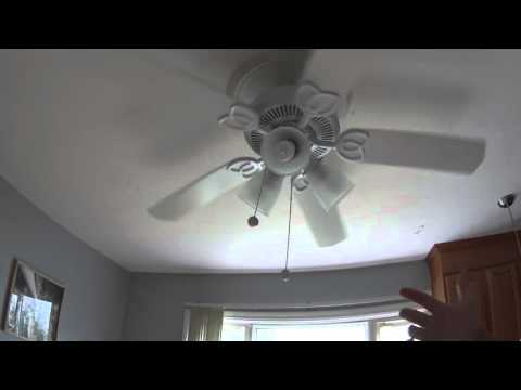 Brookhurst 52 inch ceiling fan review – YG268-WH