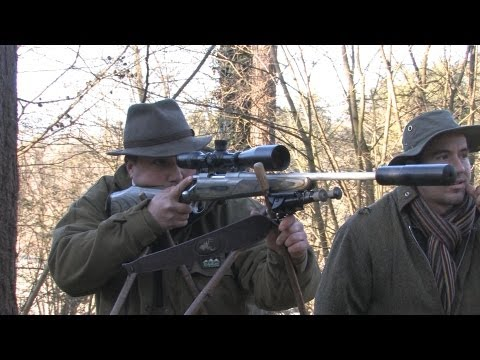Muntjac stalking with Gilchrist and Roy: the Chuckle Brothers go hunting