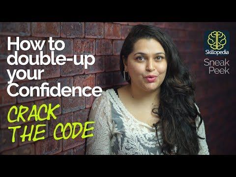 5 Surefire ways to Boost Up Your Confidence Level - Personality Development Tips by Skillopedia