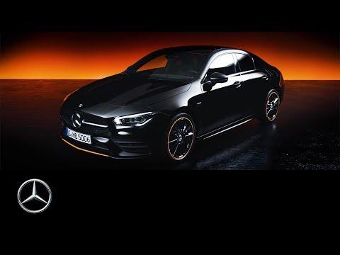 Mercedes-Benz 벤츠 The New CLA-Class