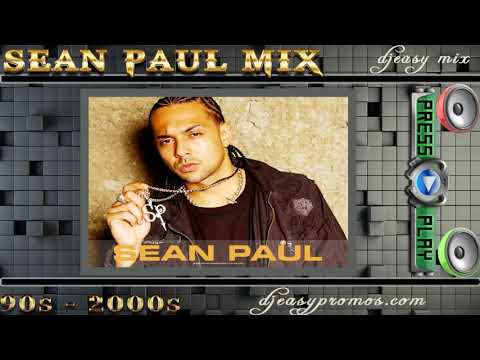 Sean Paul mix  {Best of From the 90s  - 2000s} djeasy Muzikryder