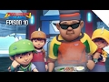 BoBoiBoy Galaxy Episode 10 Ujian Kental FULL 2017