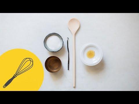 Vanilleextrakt selber machen   Einfach und lecker, ganz ohne Alkohol   Küchentipp   How To