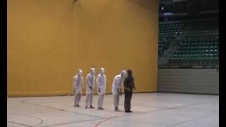 Gymnastik/Tanz Prüfung - SS 09 - Uni Wuppertal