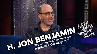 H. Jon Benjamin Doesn