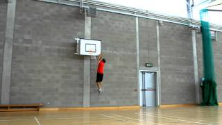 Ireland – School Teacher Shows Off Amazing Basketball Skills
