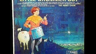 """Little Drummer Boy"" Full Budget Label Christmas Album / The Abbey Choir"