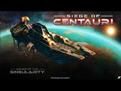 Gameplay de Siege of Centauri