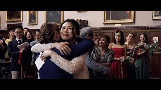 Pearlie + Matias | A London Wedding