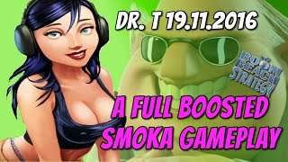 Boom Beach A Full Boosted Smoka Show vs Dr. T Tropical Island 19.11.2016 -