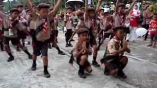 Yel-yel Siaga Bak Boys Band