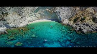4K Corfu, Anti Paxos & Paxos 2017 (Greece) - Cinematic drone footage - best places to visit