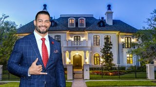 Roman Reigns Real Life Facts 2019, NetWorth, Income, House, Cars, Family, Awards & Interesting facts