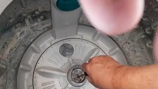 Reparación lavarropas turbo dream de LG.