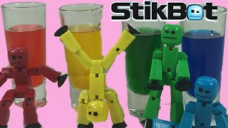 #STIKBOT Color Magic - Fall $20K Contest   Honorable Mention - Color Magic