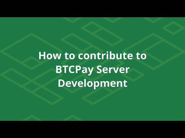 Rockstar Dev and Britt Kelly - Btc Pay Server Code Along