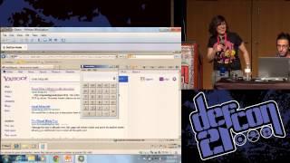 Defcon 21 - Utilizing Popular Websites for Malicious Purposes Using RDI