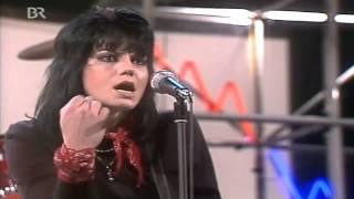 Joan Jett - I Love Rock'n'Roll (Live @ Musikladen 1982)