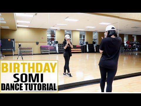 SOMI (전소미) - 'BIRTHDAY' - Lisa Rhee Dance Tutorial