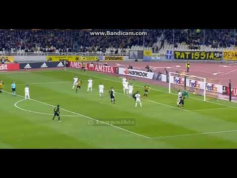 AEK ATHENS F.C - AC MILAN 0-0 | (Στιγμιότυπα του αγώνα)