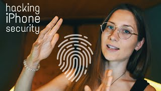 How I hacked iPhone's FINGERPRINT SECURITY